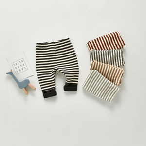 Striped Leggings - Unisex