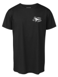 MEN T-SHIRT SAVE THE WHALES
