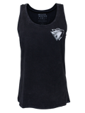 Women Singlet Angin Wash Tri Wave