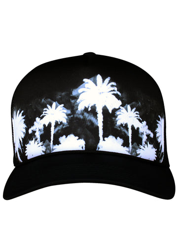 Cap Palm Paint
