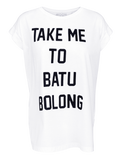 Women T-shirt Batu Bolong