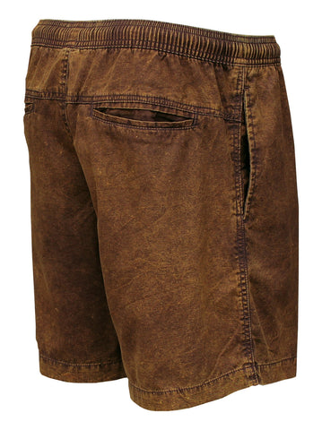 Men Shortpants Tua. Brown