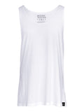 Men Singlet Txori. White