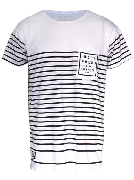 Men T-Shirt Pocket Vive Diferente