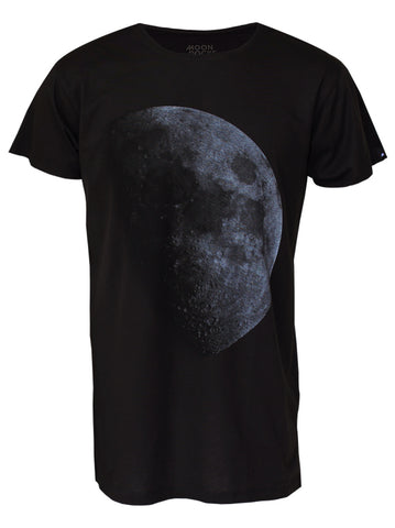 Men T-Shirt Real Moon