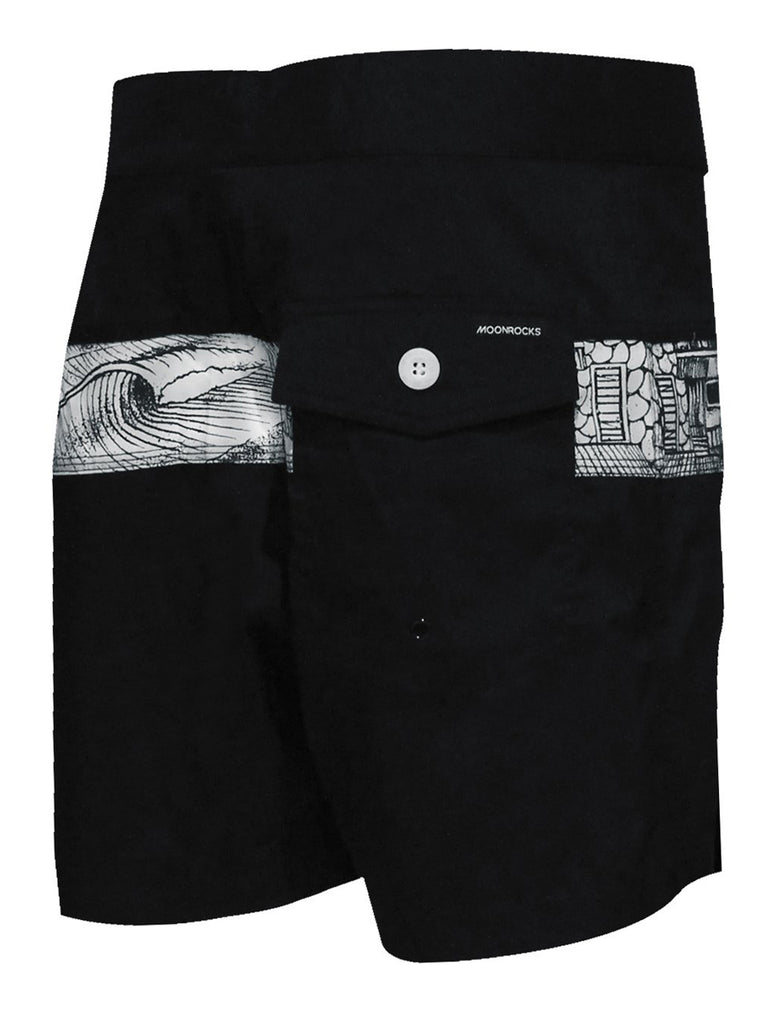 Men Boardshort Gros Bingin Rocks