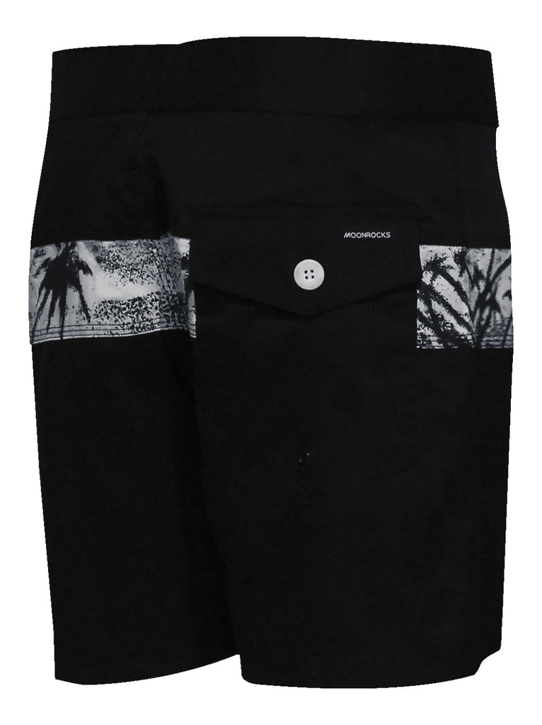 Men Boardshort Gros Canggu Rocks