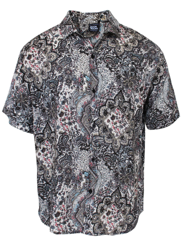 MEN SHIRT ABSTRAK