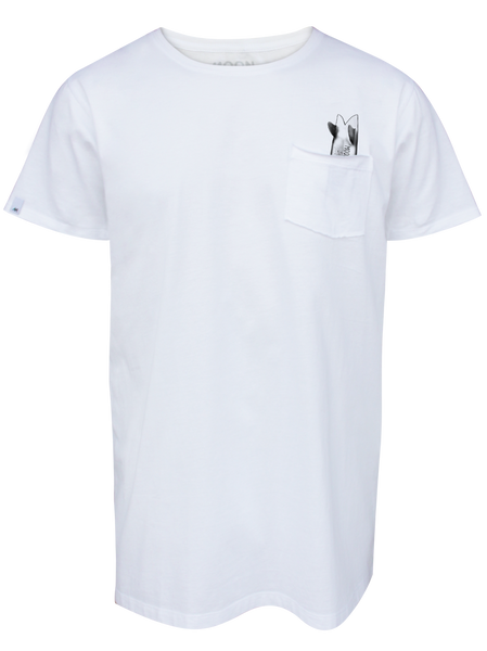 MAN T-SHIRT POCKET TWIN FIN