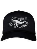 CAP TRUCKER SAVE THE WHALES
