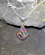Load image into Gallery viewer, SP147BC - MIX CZ PENDANT