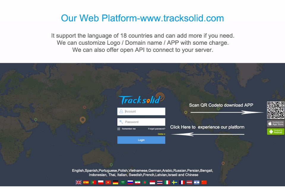 Tracking Devices - ##DEMO## AT4 10000mAh Personal/Asset