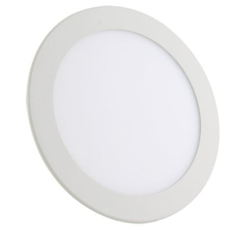 6W Panel LED Recessed Downlight - Electromann SA