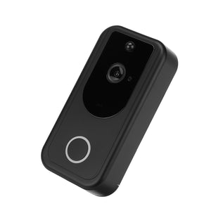 Wireless Video Wifi Doorbell with Smartphone Remote Video Viewing