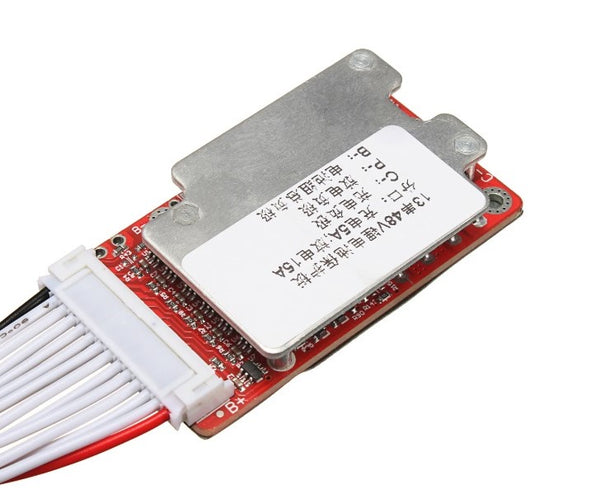48V 13S 15A-45A Li-ion Battery Protection Board