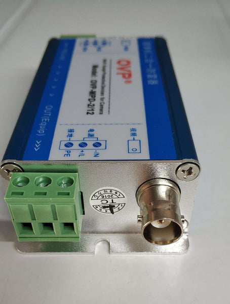 OVP Network 12v 2in1 Surge Protector