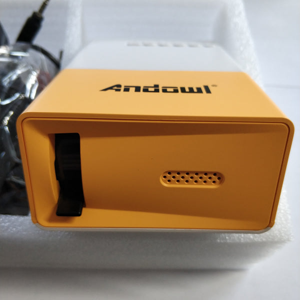 Andowl YG-300 1080P Mini LED Projector