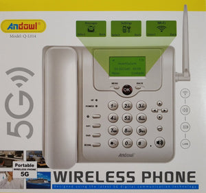 Andowl Q-L014 Wireless 4G GSM Desk Mobile Phone