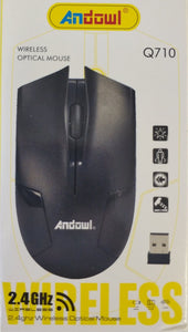 Andowl 2.4Ghz Wireless Optical Mouse