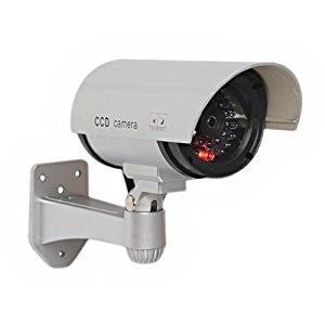 Realistic Looking IR Dummy CCTV Camera - Electromann SA