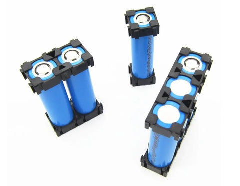 10Pcs Single 18650 Lithium Battery Fixed Composite Bracket