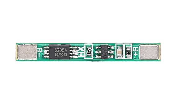 1S 3.7V 2A li-ion BMS 18650 Battery Protection Board