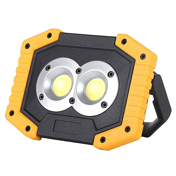 30W COB Led Portable Outdoor Work Light - Electromann SA