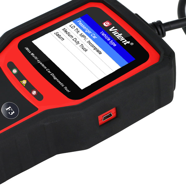 VIDENT iMax4304 GM Full System Diagnostic Service Tool  (Free Lifetime Online Updates)