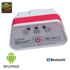 iCarsoft Bluetooth Multi-scan Tool i620