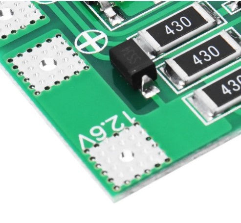 3S 40A Li-ion Lithium Battery Charger Protection Board