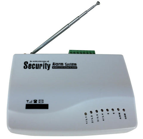 GSM Home Security Alarm System - Electromann SA