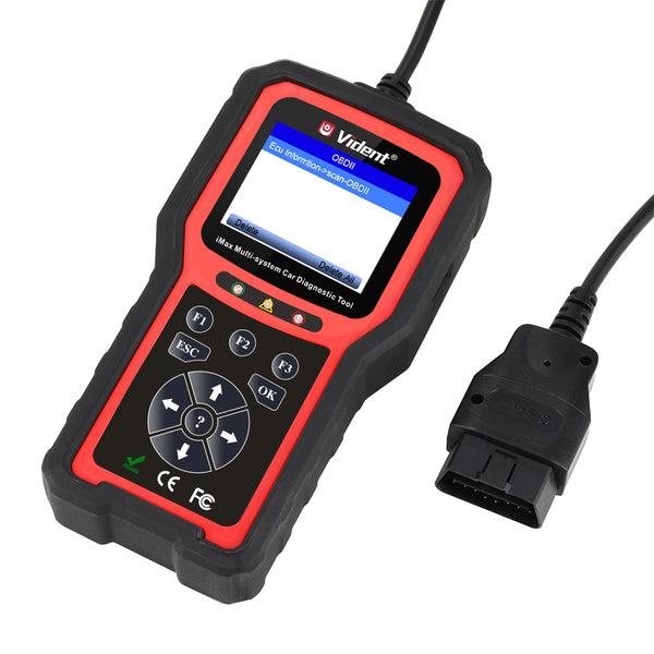 VIDENT iMax4305 OPEL Full System Diagnostic Service Tool  (Free Lifetime Online Updates)