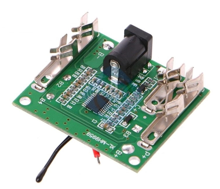 5S 18V /21V 20A Lithium Battery Charging Protection BMS Board For Power Tool Battery