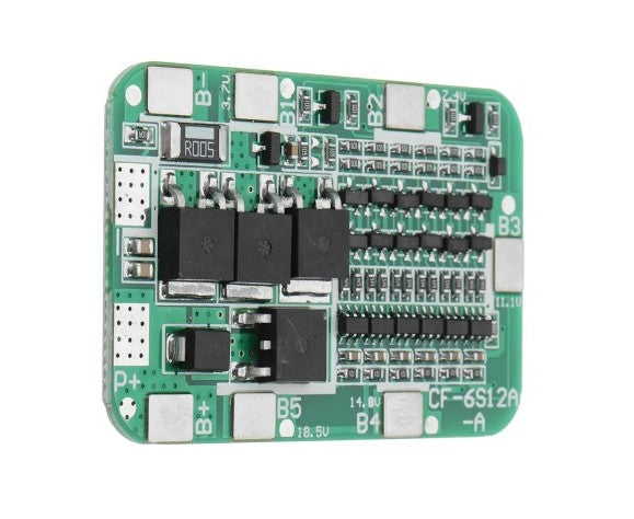 DC 24V 15A 6S BMS Protection Board for 18650 Li-ion Lithium Battery