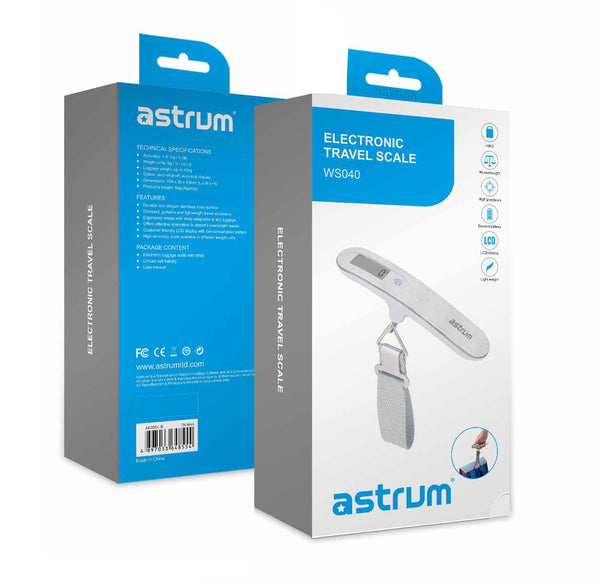 Astrum Electronic Travel Scale
