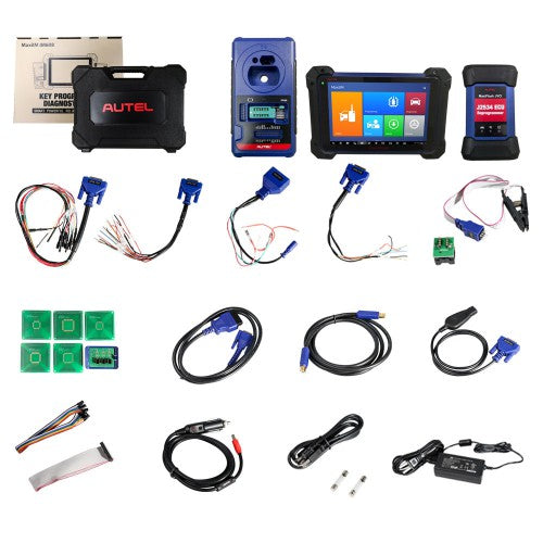 Original Autel MaxiIM IM608 ADVANCED IMMO & Key Programming Tool