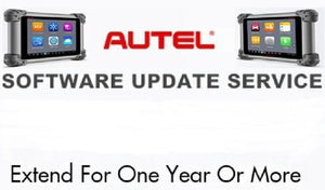 Autel MS908P Software Update