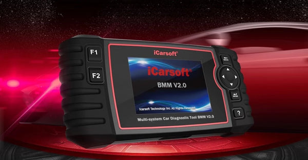 iCarsoft BMM v2.0 Diagnostic Tool for BMW/Mini - Electromann SA
