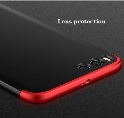 Bakeey 3 in 1 Double Dip Ultra Thin Shockproof Protective Case for Xiaomi Mi Note 3