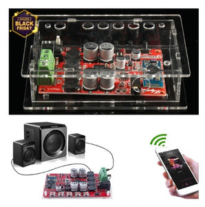 Geekcreit® TDA7492P 50W+50W Bluetooth 4.0 Audio Digital Amplifier