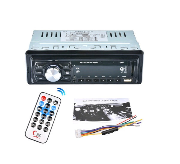 Car Radio Audio Stereo Player Aux MP3/FM/USB - Electromann SA
