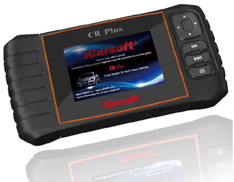 iCarsoft CR Plus Professional Diagnostic Tool