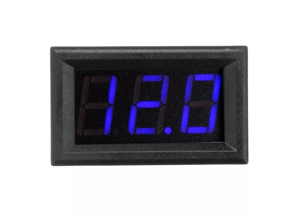 0.56 Inch Mini Digital Voltmeter DC 4.5V To 30V