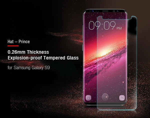 Tempered Glass for Samsung Galaxy S9
