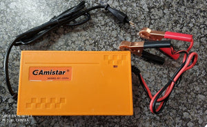 GAmistar 12v 15A Intelligent Pulse Charger - Electromann SA