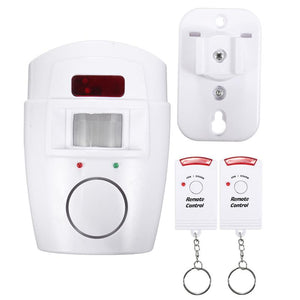 Wireless Home Motion Alarm System