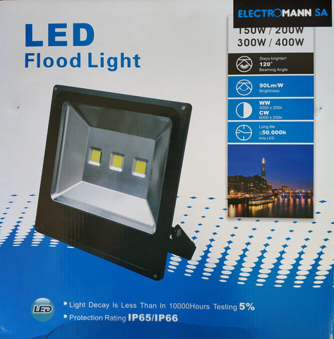 Outdoor Weatherproof LED Floodlight