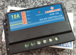 10A 12v Solar Charge Controller