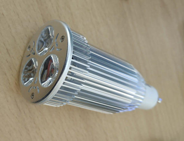 9w GU10 720Lumens LED Ceilng Light Bulb - Electromann SA