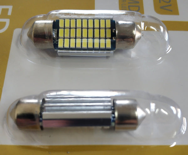Festoon 18 3014 31MM Canbus 12V LED Bulb
